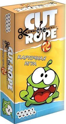 HobbyWorld: Cut The Rope. Карточная игра