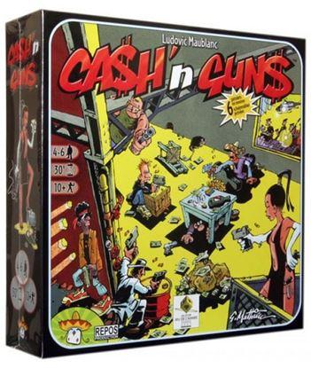 Стиль Жизни: Гангстеры (Cash 'n Guns)