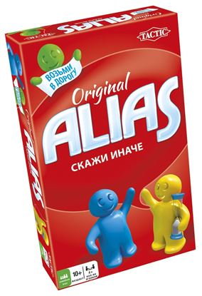 Tactic: Компактная игра: ALIAS (Скажи иначе)