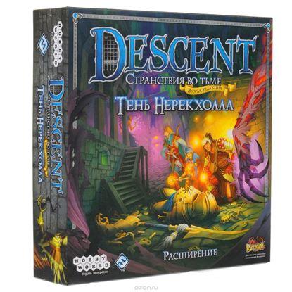 HobbyWorld: Descent. Тень Нерекхолла