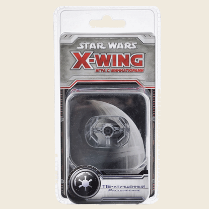 HobbyWorld: Star Wars. X-Wing. Расширение TIE-улучшенный