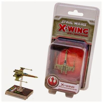 HobbyWorld: Star Wars. X-Wing. Расширение X-Wing