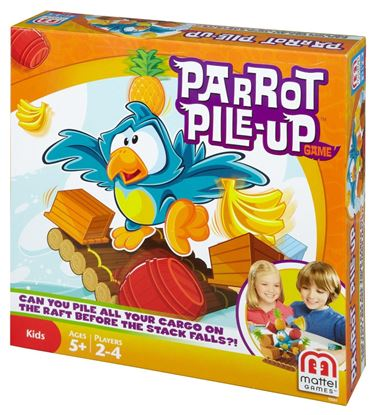 Mattel : Попугай на плоту