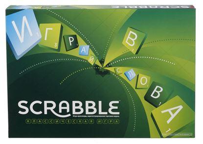 Mattel : Скрэббл (Scrabble)