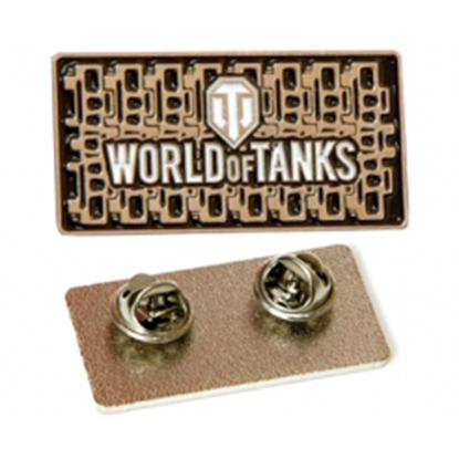 """World of Tanks: значок """"Гусеница"""""""