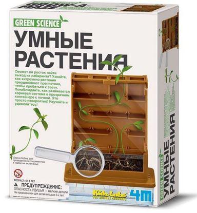 Изображение Green Science 4M: Умные растения