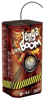 Изображение Hasbro: Дженьга Бум (Jenga Boom)