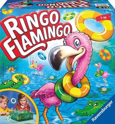 Изображение Настольная игра: Фламинго Ринго
