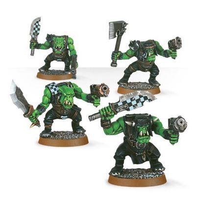 Изображение GW Space Ork Boyz (малый набор)