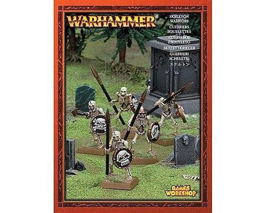 Изображение GW Skeleton Warriors (малый набор)