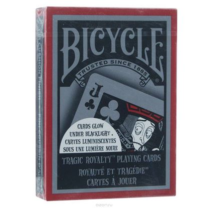 Изображение Bicycle: Cartes jouer 54 шт, пласт покр