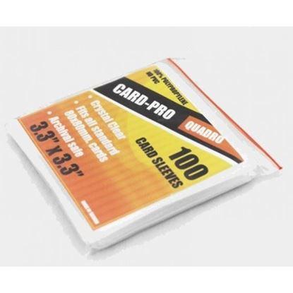 Изображение Card-Pro Quadro (100шт.) 83 х 83 мм Для Дикие Джун