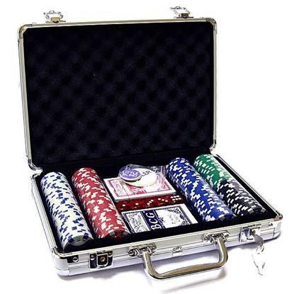 Изображение PokerStars: Покер 200 метал без номин кейс 11,5 гр