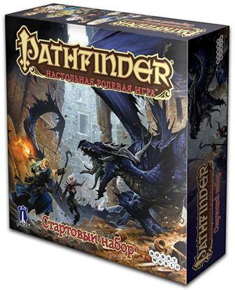Изображение HobbyWorld: Pathfinder. Настольная ролевая игра.