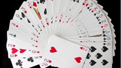 Изображение Pallada: Playing Cards 54 шт, ламинированные