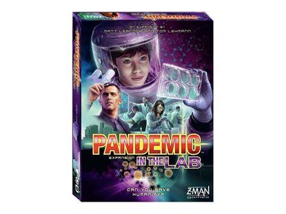 Изображение Стиль Жизни: Пандемия: В лаборатории (PANDEMIC In
