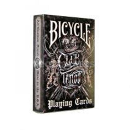 Изображение Bicycle: Club Tattoo 54 шт, пласт покр