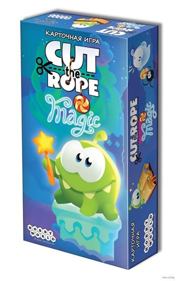 Изображение HobbyWorld: Cut The Rope (издание Magic)