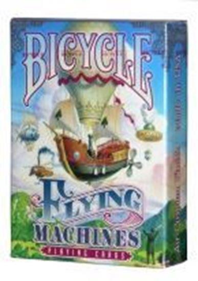 Изображение Bicycle: Flying machines 54 шт, пласт покр