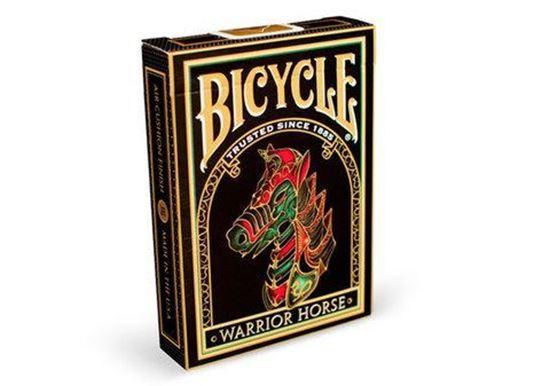 Изображение Bicycle: Warrior horse 54 шт, пласт покр
