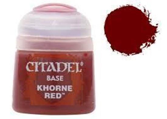 Изображение Краски Citadel: (Paint Pot: Khorne Red)