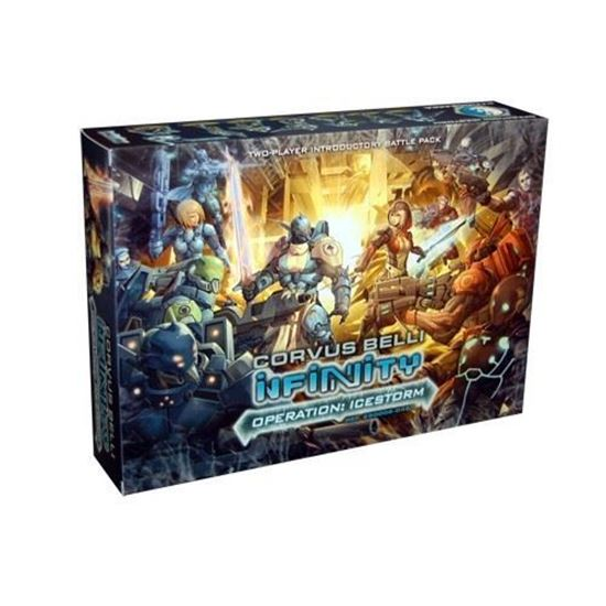 Изображение Infinity: Operation: Icestorm (2 players introduct