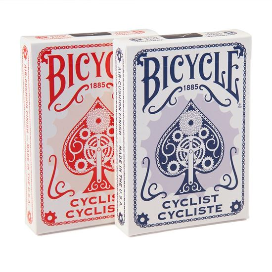 Изображение Bicycle: Cyclist cycliste 54 шт, пласт покр