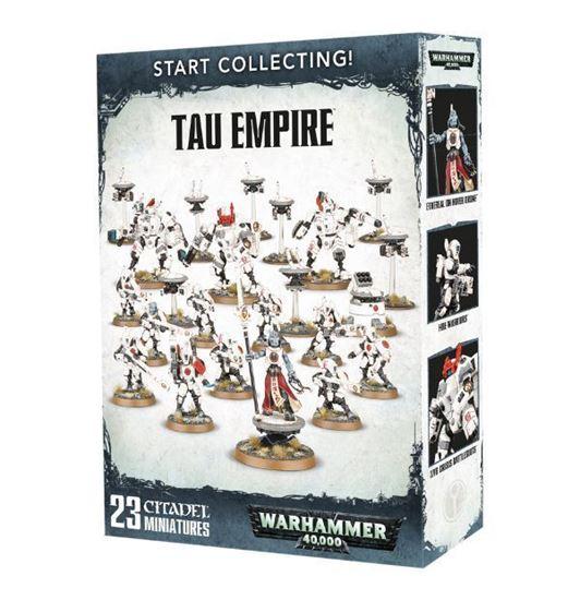 Изображение GW Start Collecting! Tau Empire