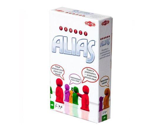 Изображение Tactic: Компактная игра: Alias Для Всей Семьи 2