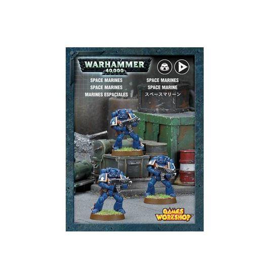 Изображение GW Space Marine (малый набор)