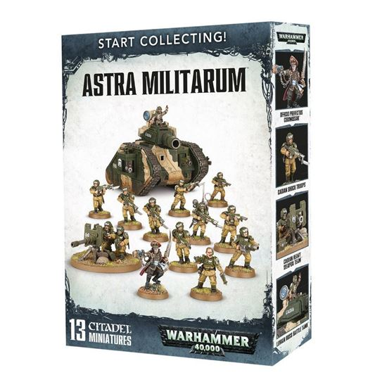 Изображение GW Start Collecting: Astra Militarum
