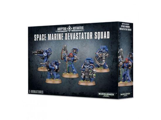 Изображение GW Space Marine Devastator Squad