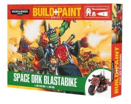 Изображение GW Space Ork Build+Paint Blastabike