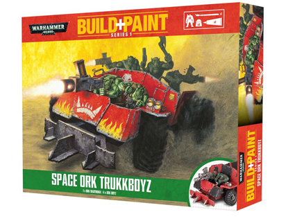 Изображение GW Space Ork Build+Paint Trukkboyz