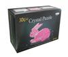"""Изображение Crystal Puzzle: Головоломка 3D """"Кролик розовый"""""""