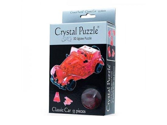 """Изображение Crystal Puzzle: Головоломка 3D """"Машина"""" арт.9061"""