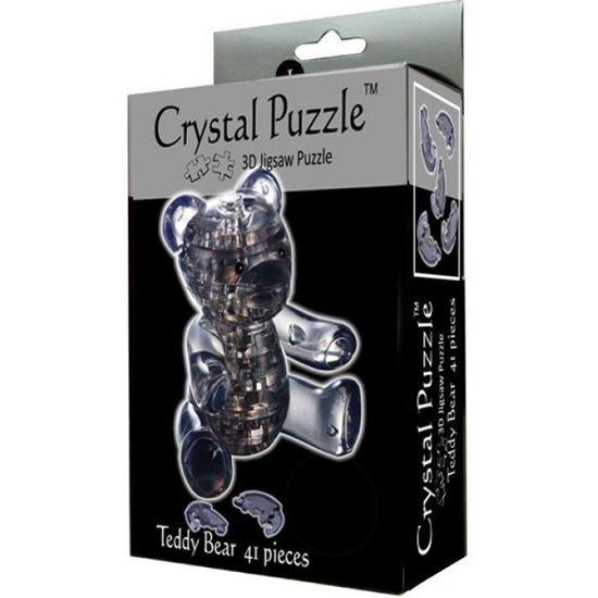 """Изображение Crystal Puzzle: Головоломка 3D """"Мишка"""" арт.9016"""