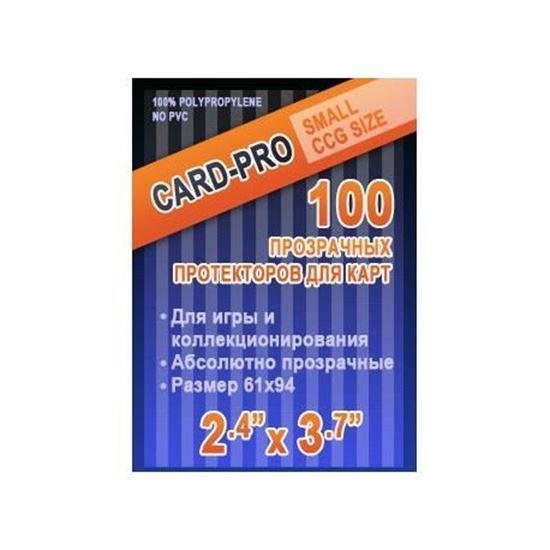 "Изображение Card-Pro mall CCG Size (61 х 94 мм) ""Euro mini"" дл"