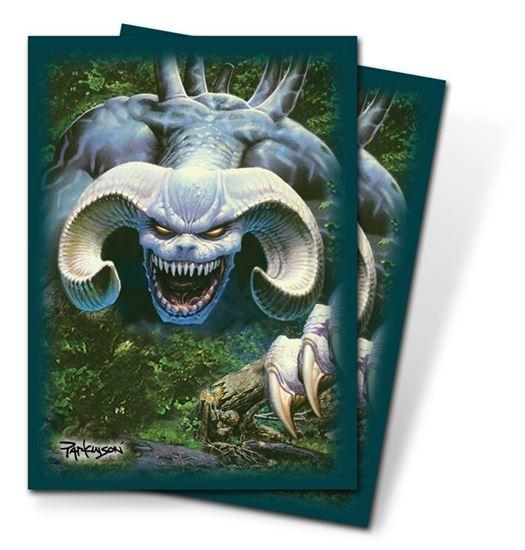 "Изображение Ultra-Pro"" MTG (66мм*91мм, 50 шт.):Синий Демон"