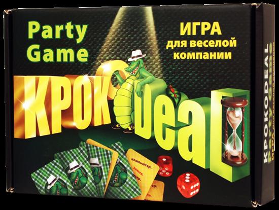 Изображение Нескучные игры: Кроко deal