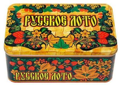 Изображение Нескучные игры: Русское лото в жестяной коробке ра