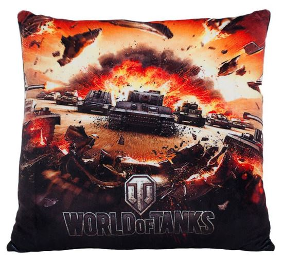 "Изображение World of Tanks: Подушка ""Танк"""