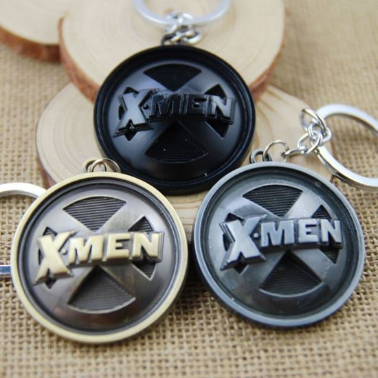 Изображение Брелок 2D: X-Men Латунь