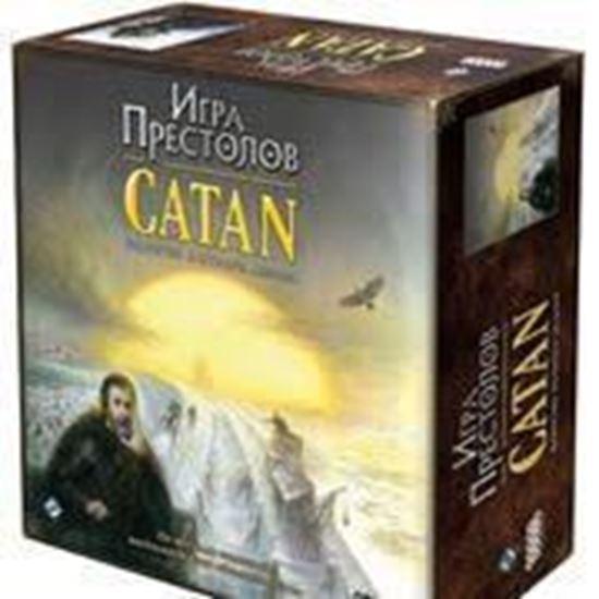 Изображение Catan: Игра престолов. HobbyWorld (базовая)