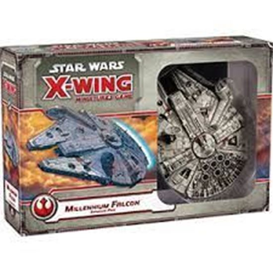 Изображение HobbyWorld: Star Wars. X-Wing. Расширение ТЫССОКОЛ