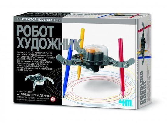 Изображение Green Science 4M: Робот художник
