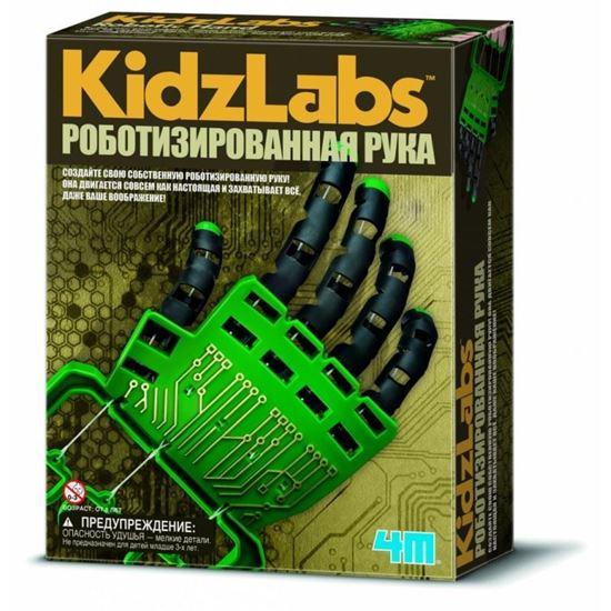 Изображение Green Science 4M: Роботизированная рука