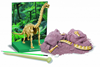 Изображение Green Science 4M: Скелет Брахиозавра