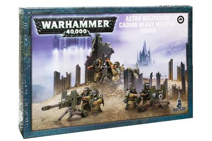 Изображение GW Astra Militarum Cadian Heavy Weapon Squad