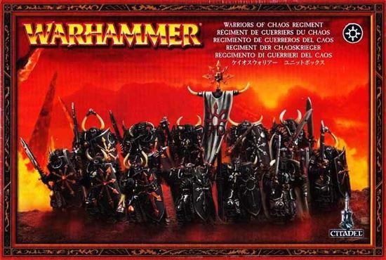 Изображение GW Chaos Warriors